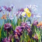 MaryEllen's Irises