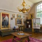 Gari Melchers Studio at Belmont Interior